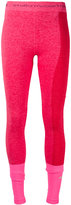 adidas by Stella McCartney Yoga seamless tights - women - Polyester/Nylon/Spandex/Elastane - L