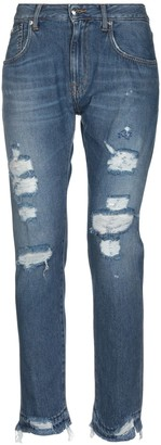 (+) People PEOPLE Denim pants