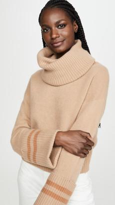 Naadam Turtleneck Cashmere Sweater