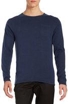 Selected Knit Cotton-Blend Shirt