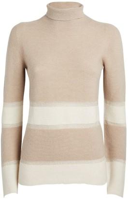 Fabiana Filippi Stripe-Detail Sweater