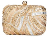 INC International Concepts Inc Jocelyn Beaded Clutch, Created for Macy's
