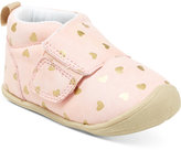 Carter's Every Step Stage 1 Crawling Alex Booties, Baby Girls (0-4)