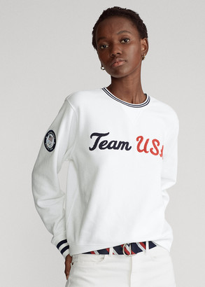 Ralph Lauren Team USA One-Year-Out Sweatshirt