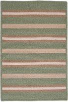 Colonial Mills LY69R048X072S Salisbury Wool Textured Stripe Rug