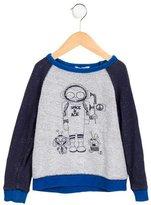 Little Marc Jacobs Boys' Graphic Sweatshirt