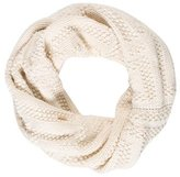 Tory Burch Merino Wool Purl Knit Scarf