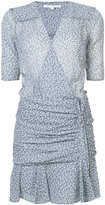 Veronica Beard Dakota flounce dress - women - Silk - 6