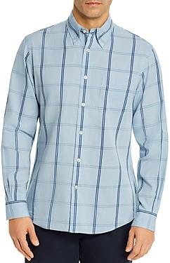 Brooks Brothers Windowpane Regent Classic Fit Button-Down Shirt