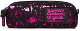 Superdry Splatter Pencil Case