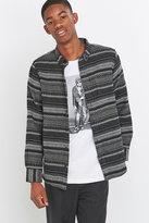 Wemoto Minto Black Stripe Shirt