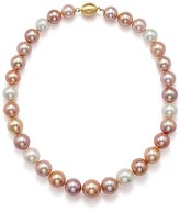 Bloomingdale's Cultured Freshwater and Natural Multi Color Ming Pearl Necklace, 18""
