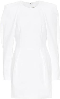 Alexandre Vauthier Cotton-blend minidress