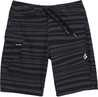 Volcom Stripe Mod Board Shorts