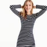 J.Crew Long-sleeve striped dress