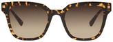 Mykita Tortoiseshell Yuka Sunglasses