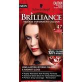Schwarzkopf Brilliance 47 Copper Mahogany 1 pack