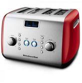 KitchenAid NEW KMT423 4 x Toaster: Empire Red5AKMT423ER Red
