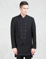 Lad Musician Wool Gabardine Napoleon Jacket