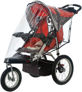Asstd National Brand InStep Deluxe WeatherShield for Single Swivel Wheel Stroller