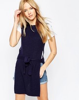 Asos Knit Tunic with Belt