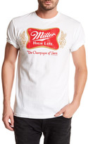 Public Opinion Miller High Life Graphic Tee