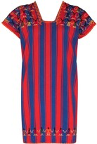Thumbnail for your product : Pippa Striped Short-Sleeved Dress