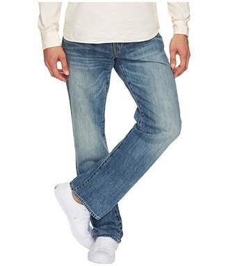 Lucky Brand 181 Relaxed Straight in Bluff Lake (Bluff Lake) Men's Jeans
