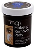 Andrea Eye Q's Moisturizing Makeup Remover, 65 Pads by Andrea