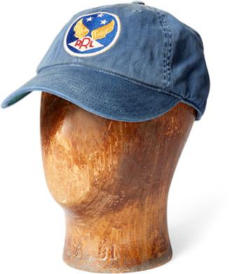 Ralph Lauren Garment-Dyed Twill Ball Cap