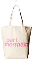 Dogeared Part Mermaid Tote