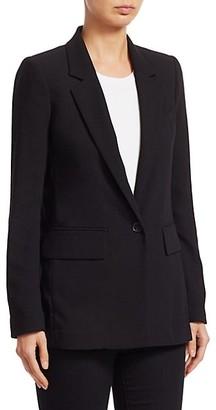 Joie Tabora One-Button Blazer