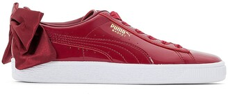Puma Bow Patent Trainers