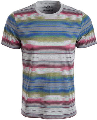 American Rag Men Blanket Stripe T-Shirt