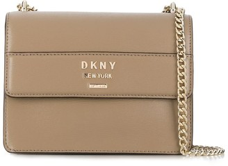DKNY Flap Shoulder Bag