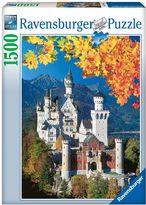 Ravensburger 1500-pc. Neuschwanstein Castle Puzzle