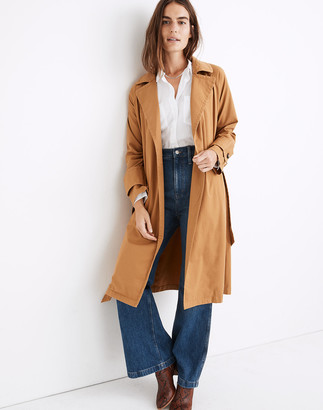 Madewell Sedgwick Trench Coat