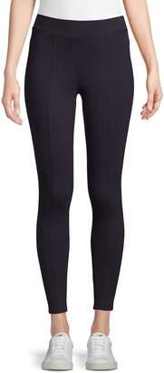 Style&Co. Style & Co. Petite Seamfront Ponte Leg Pants