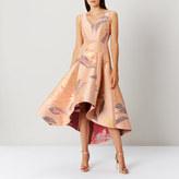 Coast Rina Floral Jacquard Dress