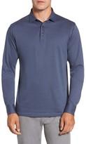 Peter Millar Men's Banff Cotton & Cashmere Polo