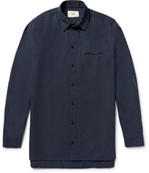 Folk - Slim-fit Cotton Shirt
