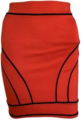DSQUARED2 Red Skirt for Women