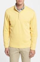 Cutter & Buck Men's Big & Tall 'Fulltime' Pima Cotton Pullover