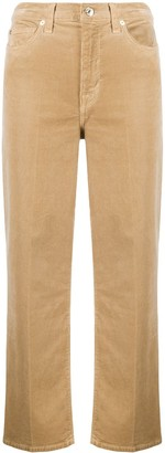 7 For All Mankind High Rise Wide Leg Jeans
