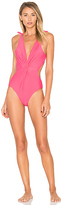 6 Shore Road Baracoa One Piece Swimsuit in Coral. - size S (also in )