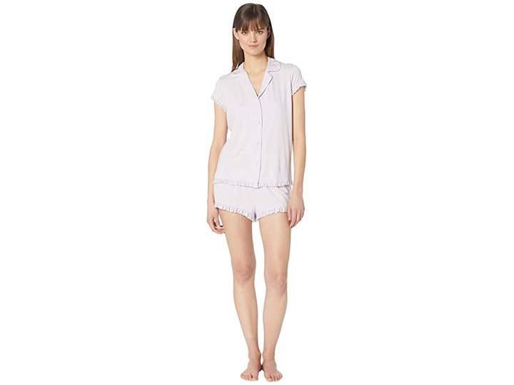 6e25e227c1d Womens Pajamas Ruffles - ShopStyle