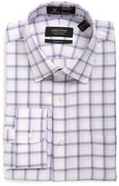 Nordstrom Smartcare TM Classic Fit Plaid Dress Shirt