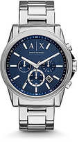 Armani Exchange Smart Chronograph & Date Bracelet Watch