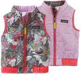 Patagonia Baby Reversible Puff-Ball Vest