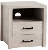 Pottery Barn Kids Grayson Nightstand, Water-Based Brushed Fog